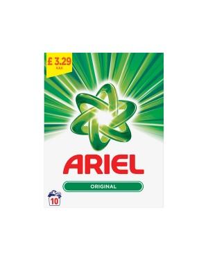 Ariel Original Bio Powder (Green) 10w (650g) P.M. £3.29 x 6
