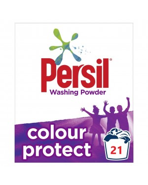Persil Powder Colour (purple) 21w/23w x 4