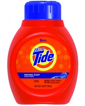 Tide Liquid Original 25oz (739ml) x 6