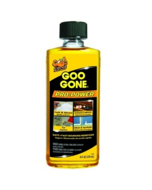 Goo Gone Pro-Power 8oz (236ml) X 12