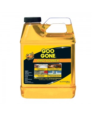 Goo Gone Pro-Power 32oz (946ml) x 6
