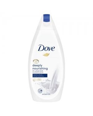 Dove Body Wash Deeply Nourishing 500ml X 6