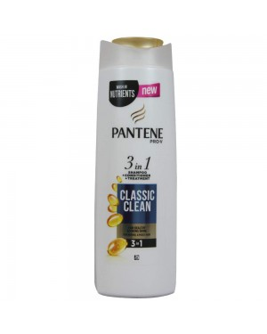 Pantene Classic Care 3 in 1 360ml x 6