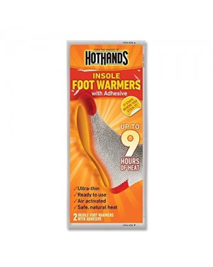 Hot Hands Heated Insole 9H