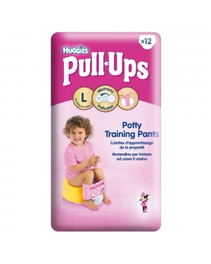 Huggies Pull-Ups Girls Size 6