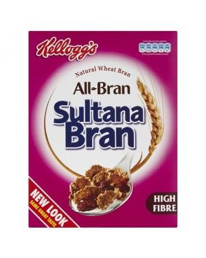 Kellogg's All Bran Sultana 500g