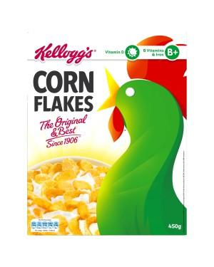 Kellogg's Corn Flakes 450g x 6