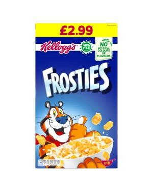 Kellogg's Frosties 500g PM £2.99  x 8