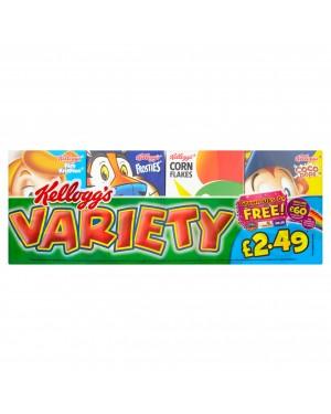 Kellogg's Variety pack 8's PM £2.49 x 6
