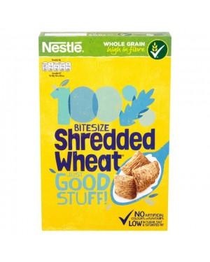 Nestle Sshredded Wheat Bitesize 370g x 7