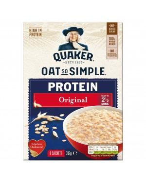 Quaker Oat So Simple Protein Original 8 x 37.73g x 6