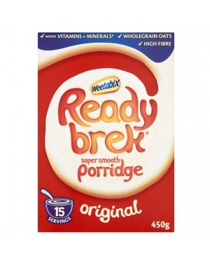 Weetabix Ready brek Original 450g X 6