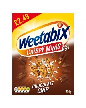 Weetabix Chocolate Minis 450g PM £2.49 x 5