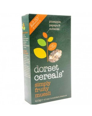 Dorset Cereals Simply Fruity Muesli 410g PM £2.39 x 5