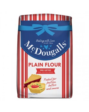 McDougalls Plain Flour 1.1Kg PM £1.50 x 10