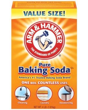 A&H baking Soda 64oz (1.81kg) x 6