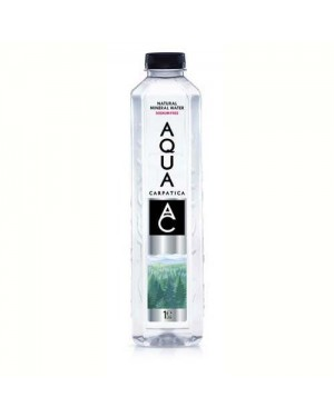 Aqua Carpatica - Still Natural Mineral Water 1L