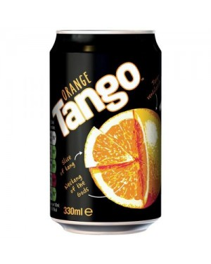 Tango Orange 330ml x 24
