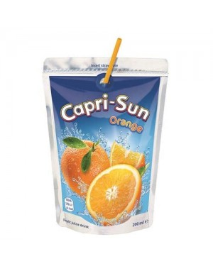 Capri-Sun Orange 200ml