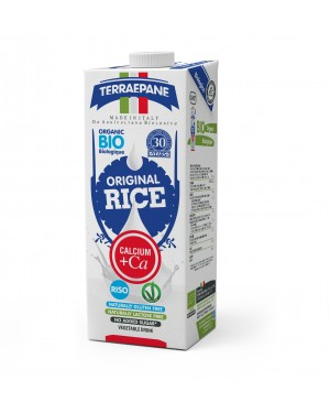 Terraepane Original Rice Drink with Calcium 1L x 10