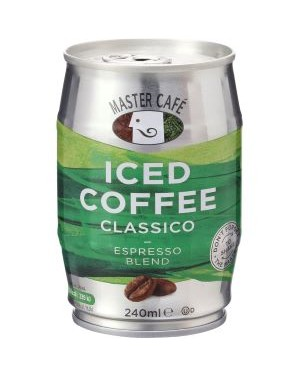 Master Café Classico 240ml x 24