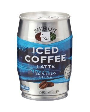 Master Café Latte 240ml x 24