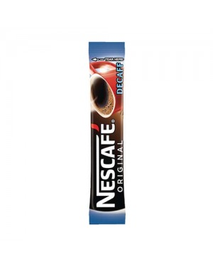 Nescafe Original Coffee Sachets Decaff 1.8g