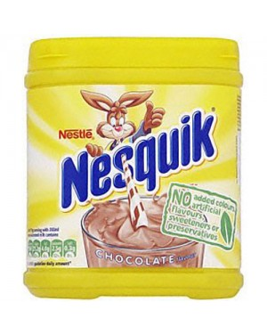 Nestle Nesquik chocolate 500g x 10