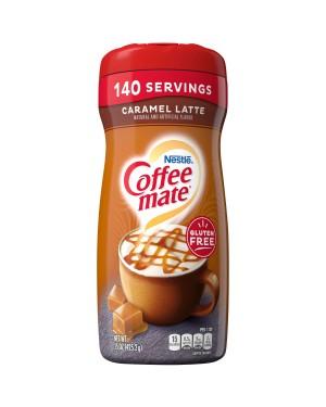 Nestle Coffee Mate Caramel Macchiato Powder Creamer 15oz (425.2g) x 6