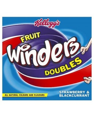 Kellogg's Winders Strawberry & Blackcurrant 17g x 6