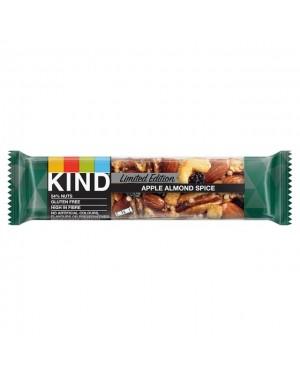 Kind Bars Apple Almond Spice (Dairy) 40g x 12