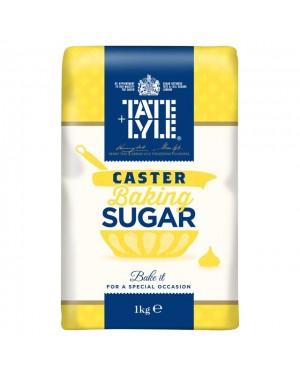Tate & Lyle caster sugar 1Kg x 10