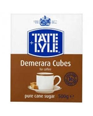 Tate & Lyle Demerara Sugar Cubes 500g