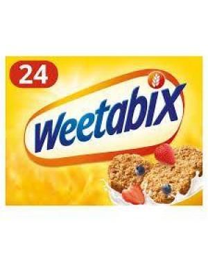 Weetabix 24's X 12