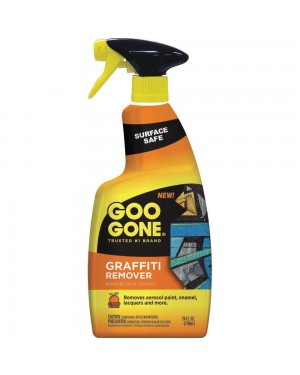 Goo Gone Graffiti Remover Trigger 24oz (710ml)