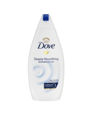 Dove Body Wash Deeply Nourishing 500ml X 6