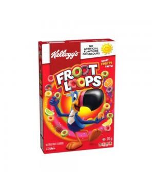 Kellogg's Froot Loops 12.2oz (345g) x 12