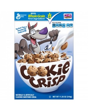 General Mills Cookie Crisp Cereal 318g x 12