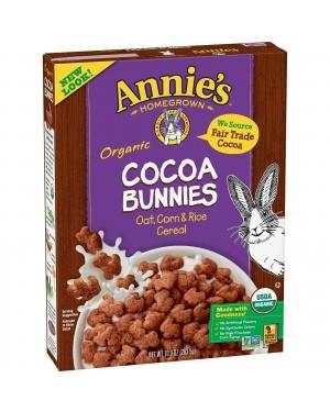 Annies Cocoa Bunnies 10oz (283.5g) x 10