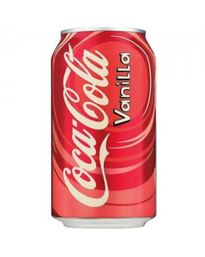 Coca Cola Vanilla 12oz (355ml) x 12
