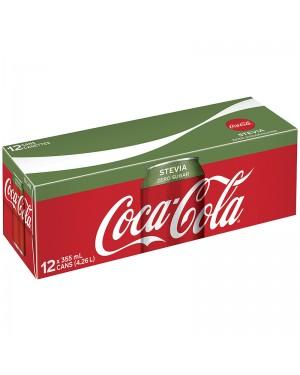 Coca Cola Life Can 12oz (355ml) X 12