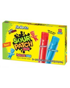 Sour Patch Freezer Bar 1.5oz (42.5g) 20's x 12