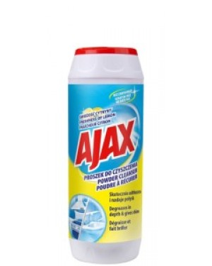 Ajax Powder Lemon 450g