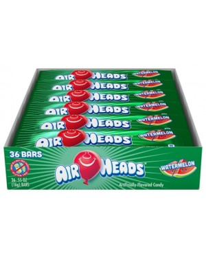 Airheads Watermelon 0.55oz (16g) 36's