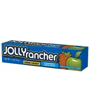 Jolly Rancher Hard Candy Strawberry & Apple (1.2oz) 34g x 12