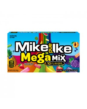 Mike & Ike Theater Box Mega Mix 5oz (141) x 12