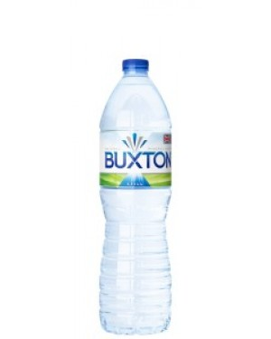 Buxton Natural Still Mineral Water 1.5L x 6
