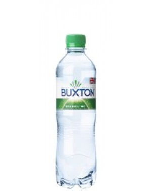 Buxton Sparkling Water 50cl x 24