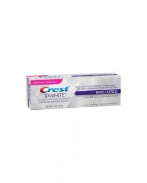 Crest 3D Brilliance Toothpaste 4.1oz (116g)  X 24