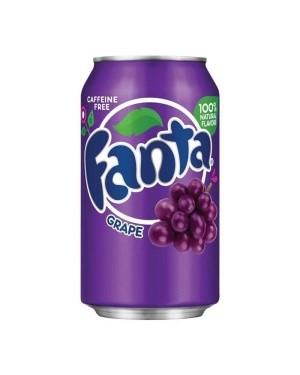 Fanta Grape Can 12oz (355ml) x 12
